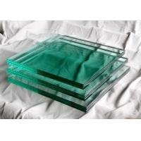China 12mm Laminated Bullet Proof Glass Shatterproof For Car , Bullet Proof Auto Glass on sale