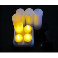 Quality Rechargeable LED Candle Light in Set of 4 for sale