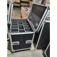 Quality Fireproof Aluminum Flight Case AMP Rack DJ Case With Drawer Table Wheels for sale