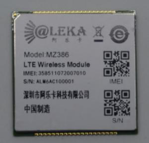 3G HSPA EVDO Industrial 4G Wifi Module Application Custom LTE ModemModule M2M PCIE
