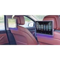 Quality DC 12V Car Rear Seat Entertainment System 11.6 Inch Touch Screen 1920*1280 Resolution for sale