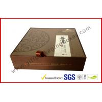 China Hiend Luxury Gift Boxes for Puer Tea with Original Design Spot UV Pattern Coverring on sale