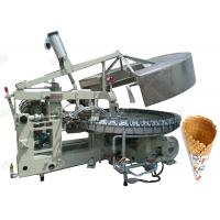 Buy cheap GELGOOG Waffle Cone Manufacturing Machine Stainless Steel 304 from wholesalers