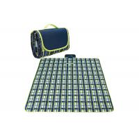 Buy cheap Extra Large Waterproof Picnic Mat Backing For Lunch Custom Logo / Size from wholesalers