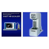 Buy cheap 0.1HBW Resolution Automatical Brinell Hardness Testing equipment 31 - 650HBW from wholesalers