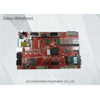 Quality Compact Red Inkjet Printer PCB Professional Galaxy DX5 Mother Board for sale