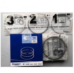 Quality Original/Aftermarket diesel engine parts 6L ISL QSL8.9 piston ring kit 3922686 3802429 3919918 3921919 for sale