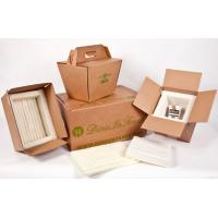 Quality Corrosion Resistant Frozen Food Packaging Boxes For Mailing / Shipping for sale