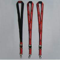 Quality Double Polyester Lanyard TPL-4 for sale