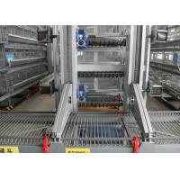 Quality Eco - Friendly Safe Chicken Farm Poultry Equipment Customized Size for sale