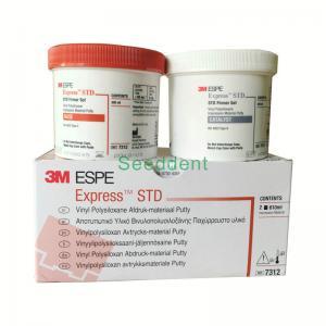 China 3M ESPE Express™ STD Vinyl Polysiloxane Impression Material Putty on sale