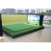 China Golf Ball Auto Tee up Machine Auto Tee up System for Driving Ranges on sale