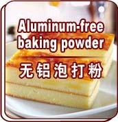 Quality Aluminum Free Bakery Ingredient for sale