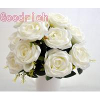 China wedding flower arrangement wedding bouquets artificial flower on sale
