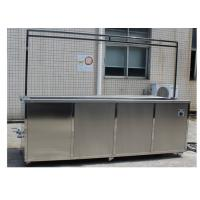 China Ultrasonic Window Blind Cleaning Equipment Industrial GradeClean Rinse Dry on sale