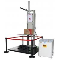 Buy cheap Double Track Drop Testing Machine , Drop Test Equipment for larger products from wholesalers
