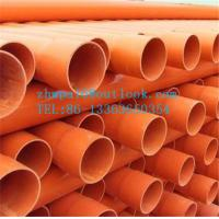 Buy cheap CPVC pipe CPVC tube CPVC pipe for cable protection from wholesalers
