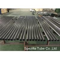 Duplex Welded Steel Pipe ASTM A789 UNS S31803 Bright Annealed Stainless Steel Tube