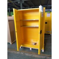 China Double Wall Construction Industrial Storage Cabinets / Chemical Storage Cupboards for sale