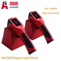 Quality High Sensitivity Airport Baggage Scanner HandHeld For Explosive Chemical Liquid for sale