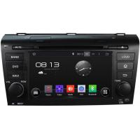 Quality High Definition 2004 - 2009 Mazda 3 Touch Screen Head Unit 2 Din Android Car Dvd Player for sale