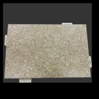 ASTM D3363 B117 Aluminum Veneer Panel With Marble Granite Texture Light Weight High Rigidity