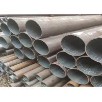 Quality Q235 Cs Carbon Steel Welded Tube Gb T8162 Thick Wall For Mechanical Structure for sale