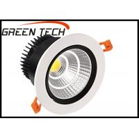Quality 2 Inch White Recessed LED Down Light With Aluminum Alloy PC Cover 110V / 220V 3W for sale