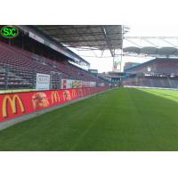 China P8 Perimeter Sport Stadium Video Led Display low power consumption on sale