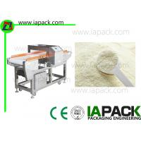 China White Conveyor Metal Detector Machine For Food Processing Industry on sale