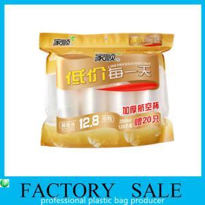 Best Printed Image Self Adhesive Bags / Self Seal Plastic Bags For Grocery Packaging wholesale