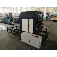 Quality HDPE Double Wall Corrugated Pipe Machinery , Corrugated Pipe Extrusion Line SBG-250 for sale