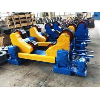 Quality Self Alignment Heavy Duty Rotator For Tack Welding 20ton Pipes Or Tanks , 3m Diameter for sale
