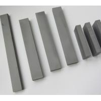 Quality K10 K20 K30 Cemented Tungsten Carbide Strips For Cutting Tools Customized Size for sale