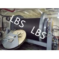 Quality Electric / Hydraulic Anchor Windlass And Mooring Winch Wire Rope Sling Type for sale