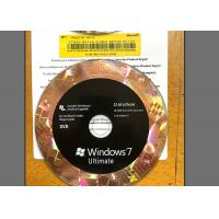 Quality 64bit Windows 7 Ultimate ISO Full Version , Windows 7 Ultimate Genuine Key For PC for sale