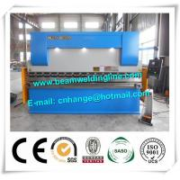 Quality E21 NC 2500mm Sheet Metal Hydraulic Press Brake For WC67Y 160T Steel Plate for sale