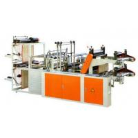China LC-DR500 T-SHIRT BAG,FLAT BAG ROLLING BAG MAKING MACHINE (without paper core) on sale