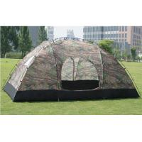 China Big Capacity Camping Tent for 8 to 10 Person Waterproof Outdoor Portable Camouflage Camping Tent Military Tent(HT6063) on sale