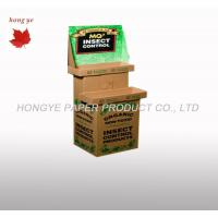 Best Promoting Sales Cardboard Pallet Display Offset Printing Cardboard Display wholesale