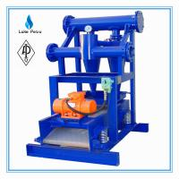 Quality Solid control system ZQJ Series Desander for sale