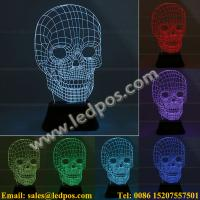 Best 3D Visual Acrylic LED Light wholesale