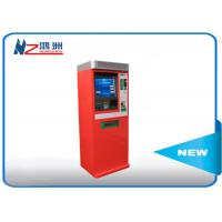 Quality Electronic QR barcode scanner self ordering kiosk in hotel or restaurant for sale