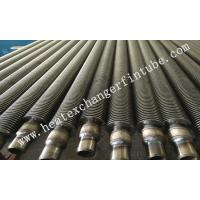 China SA192 Seamless carbon steel tubes, high frequency resistance welded fin tubes with solid or serrated fins on sale
