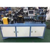 Quality Small Error Straightening & Cutting Machine High Efficiency Low Power Consumption for sale