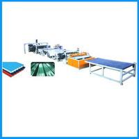 China PVC Wavy Board & Trapezoidal Board Production Line on sale