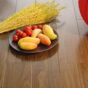 Quality HDF Laminate Flooring Walnut for sale