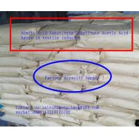 Quality A new bioacid that replaces glacial acetic acid/a new substitute chemical for printing and dyeing auxiliary for sale