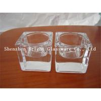 Best High quality glass candle holder for decoration wholesale