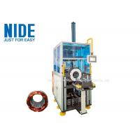 Quality Enter And Exit Station Stator Winding Forming and shping Machine With PLC Control for sale